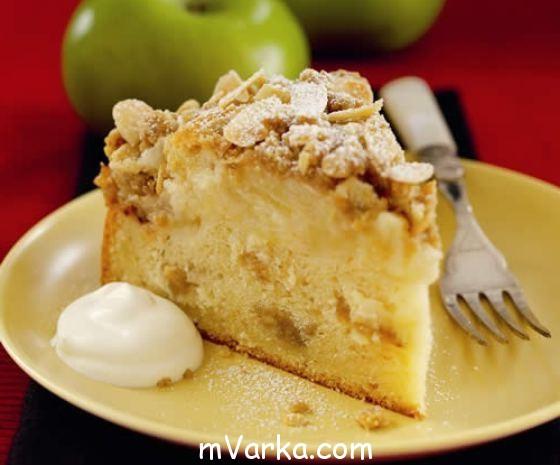 рецепт шарлотки с яблоками в мультиварке marta